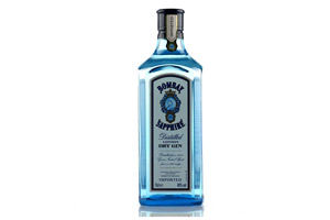 Cafe Contrast - Bombay Sapphire