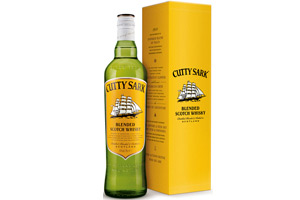 Cafe Contrast - Cutty Sark Blended