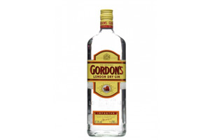 Cafe Contrast - Gordon's Gin