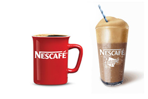 Cafe Contrast - Nescafe